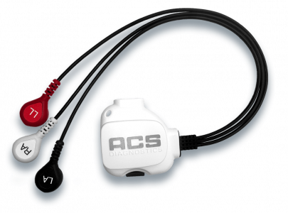 Holter monitor with Leads